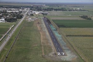 Belle Glades Airport Runway, Palm Beach County
